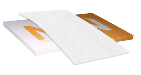 Classic columns recycled bright white 24 35x23 for Classic columns paper