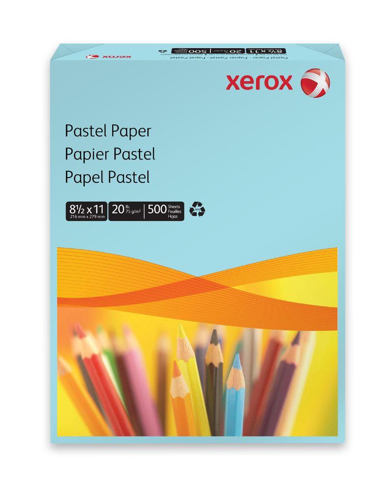 Xerox bond mp blue wove 20 11 x 17 for Blue bond paper
