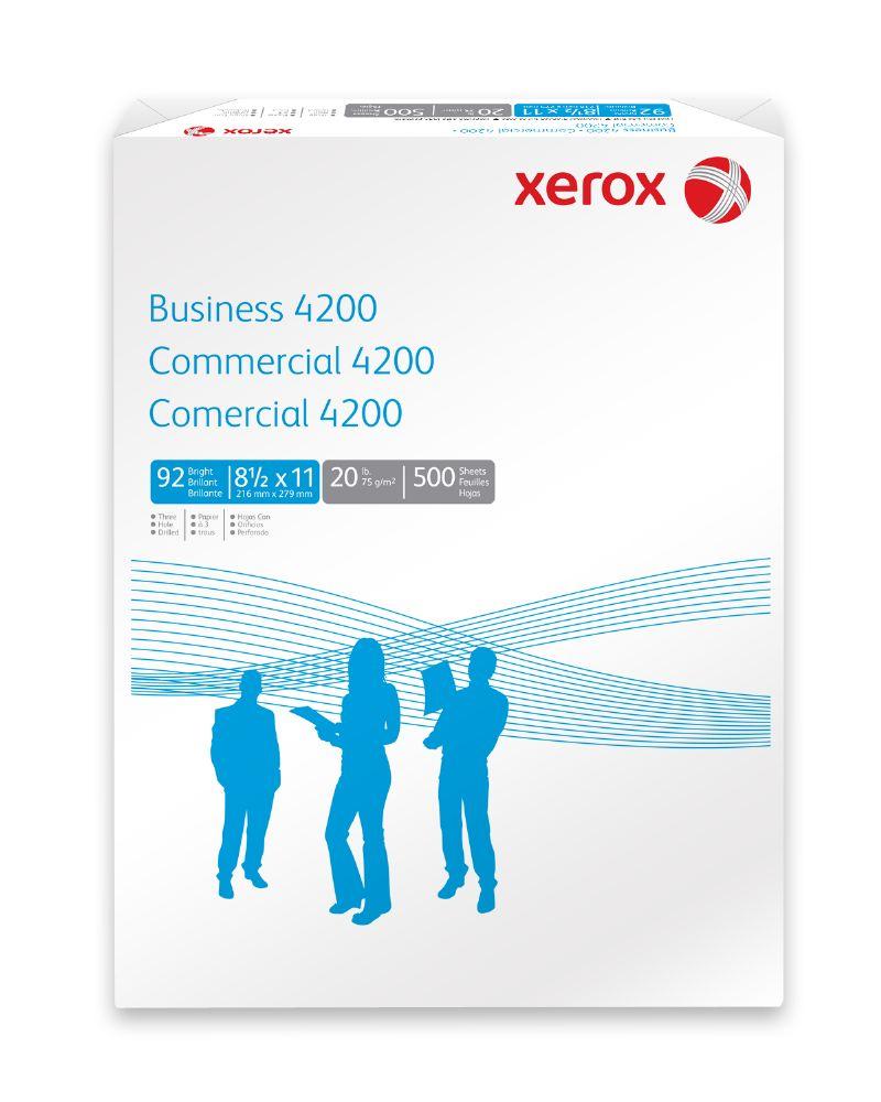 Xerox Premium Ring Tuff 3-Hole Punched Multi Purpose