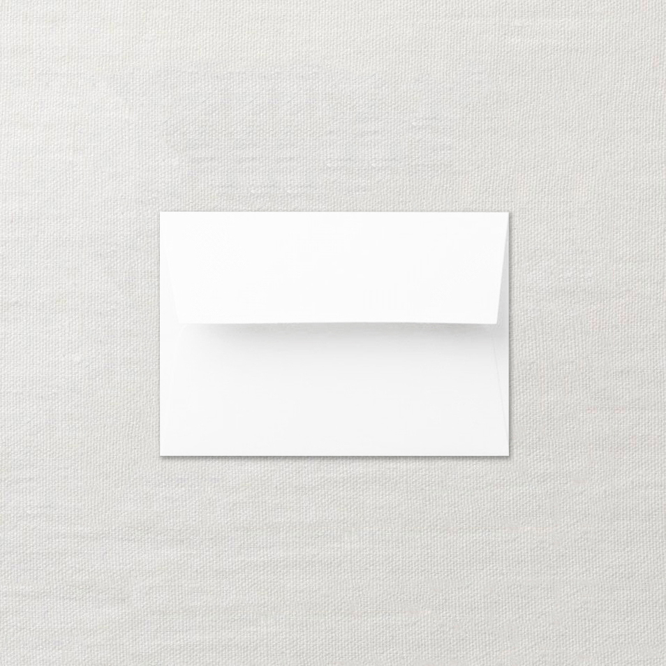 Cranes crest fluorescent white wove 24 monarch square for Monarch envelope template