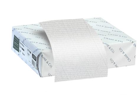 "Cranes Crest Fluorescent White Wove 24 Pound 90 Gsm 8.5/""x11/"" 500 Sheets"