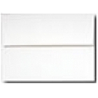 Accent Opaque White Vellum 60# A8 Envelope 98858