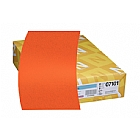 "Astrobrights Orbit Orange 60# 8.5""x11"""