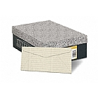 Classic Laid Antique Gray Laser 24# #10 Envelope